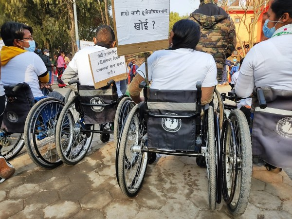 Strengthening and Spreading the Independent Living concept in Nepal