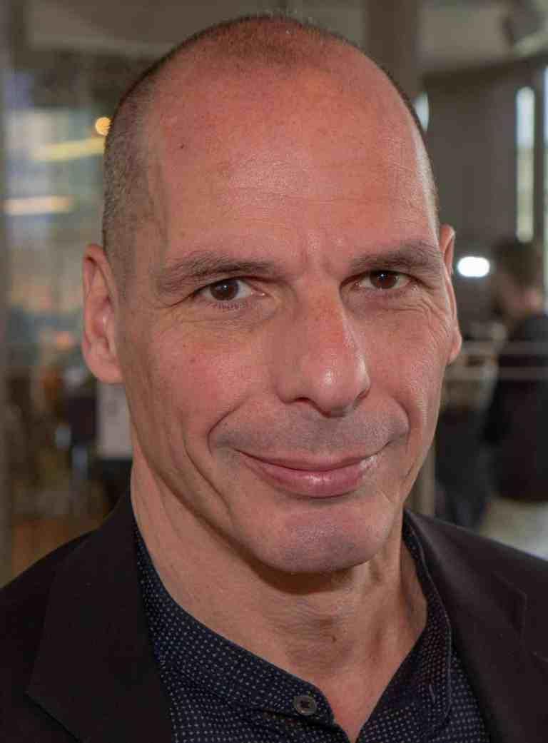 Yanis Varoufakis by Olaf Kosinsky 0658