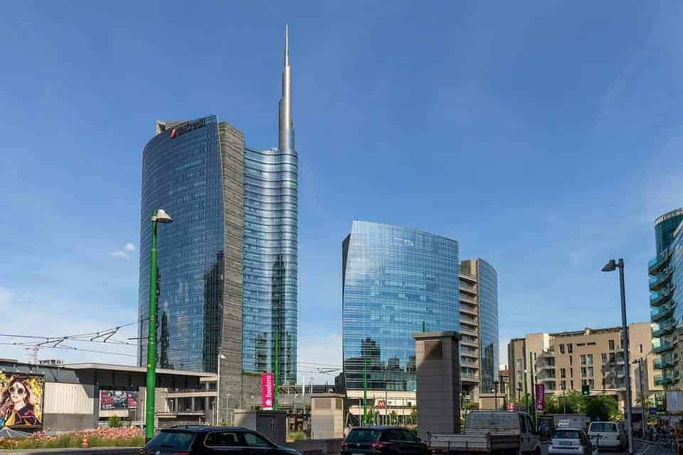 unicredit towers