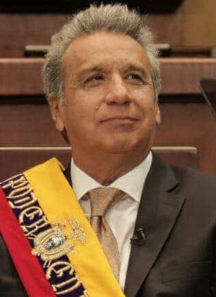 A LenC3ADn Moreno 28TransmisiC3B3n del Mando Presidencial Ecuador 201729 28cropped29