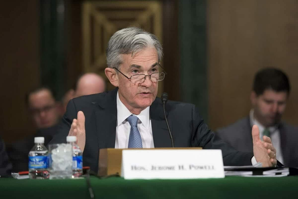 Jerome Powell Senate