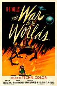 The War of the Worlds (1953 film poster)