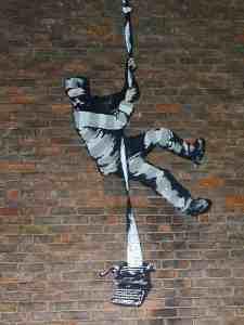 Banksy in Reading