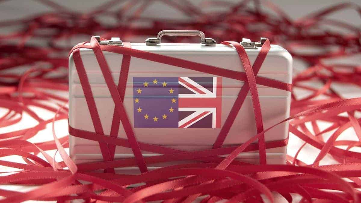 Brexit Red Tape