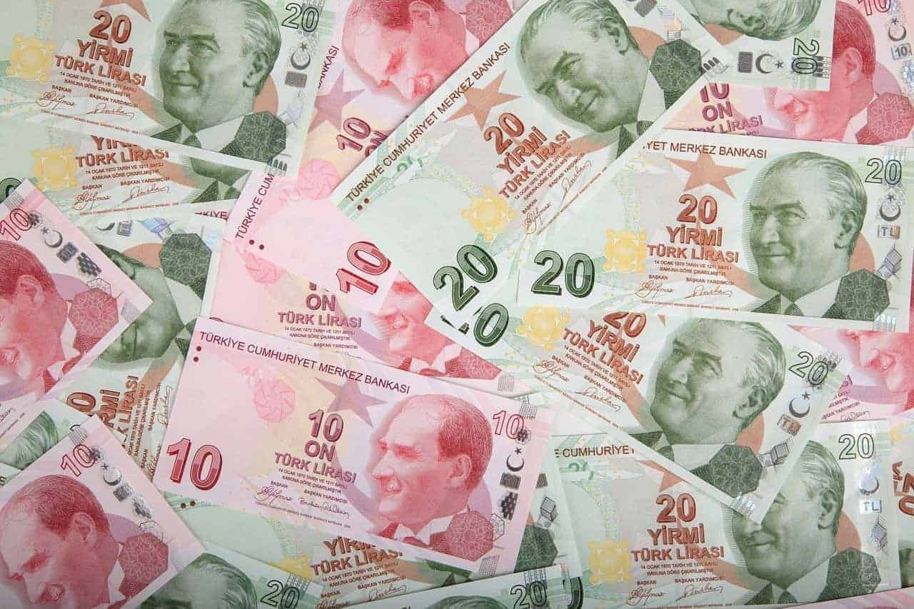 Lira funesta turca