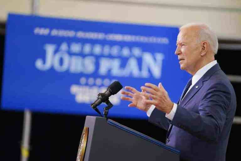 Biden American Jobs Plan