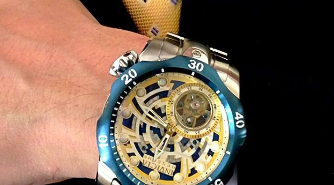 invicta venom watch