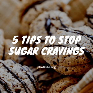 5 Tips to End Sugar Cravings