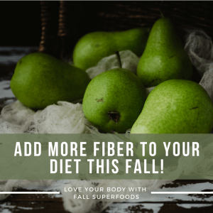 It's Fall Y'all! Love Your Body with Superfoods Blog #1