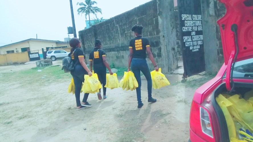 Correctional Centre Idiaraba Lagos, Phaytea's Pulse