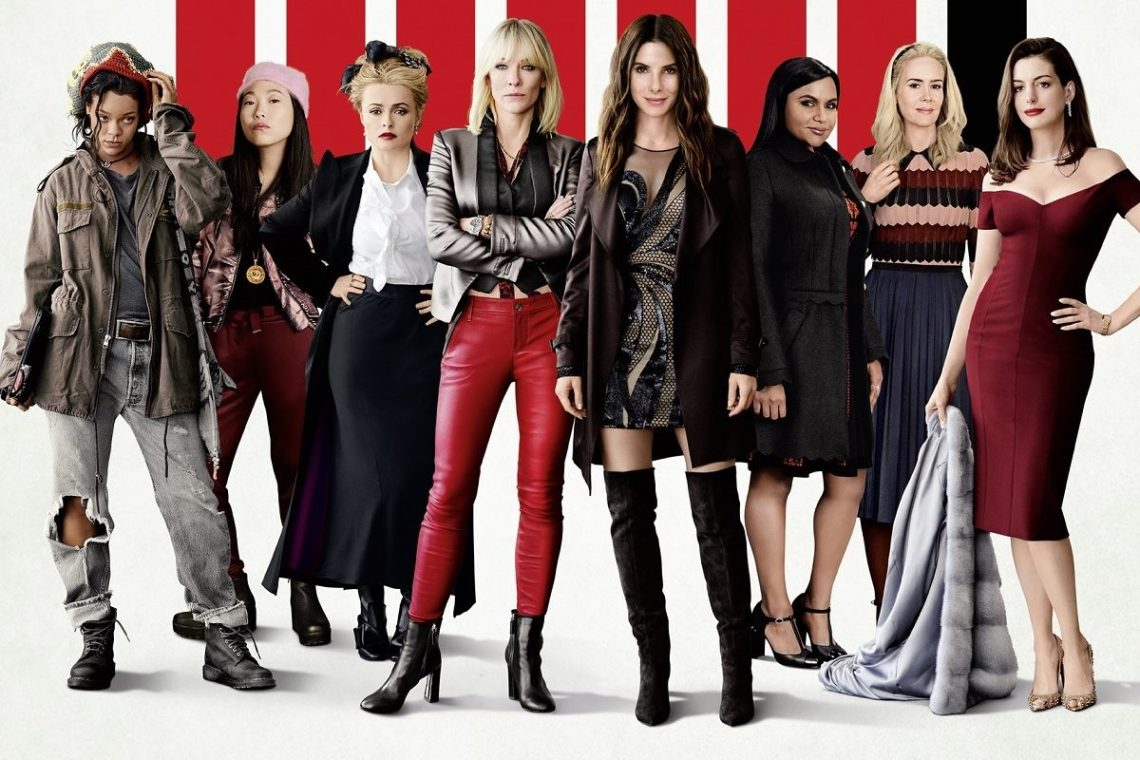 oceans 8 moview review