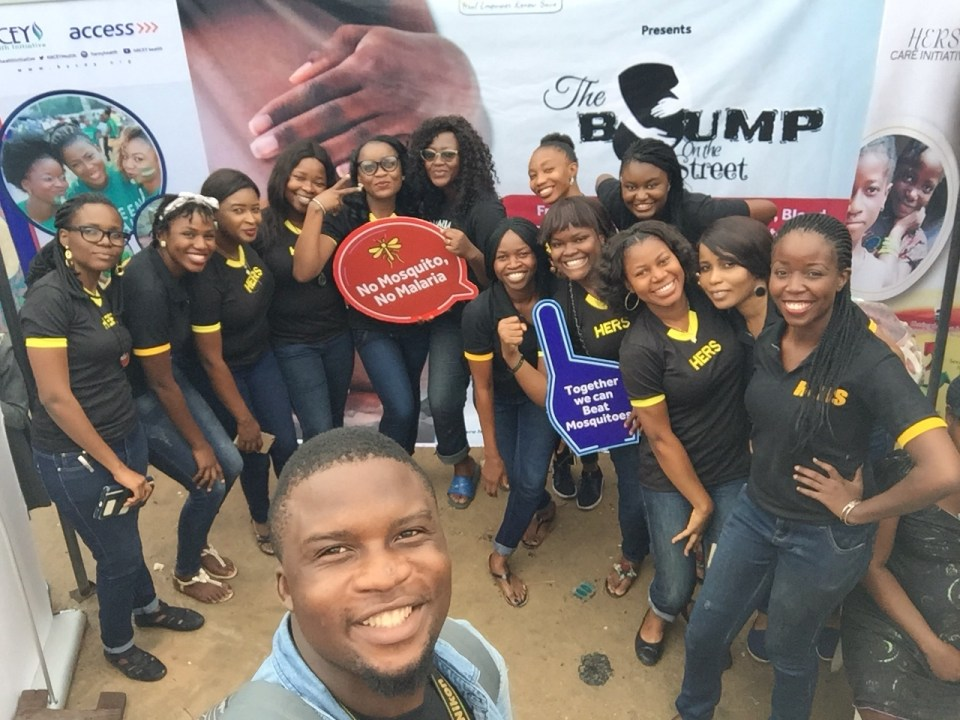The Bump On The Street with HERS Care Initiative Makoko