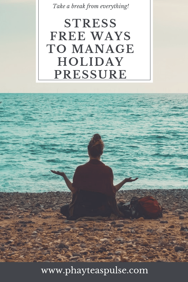Manage Holiday Pressure