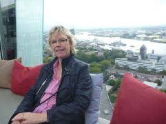 Dancing towers with Antje