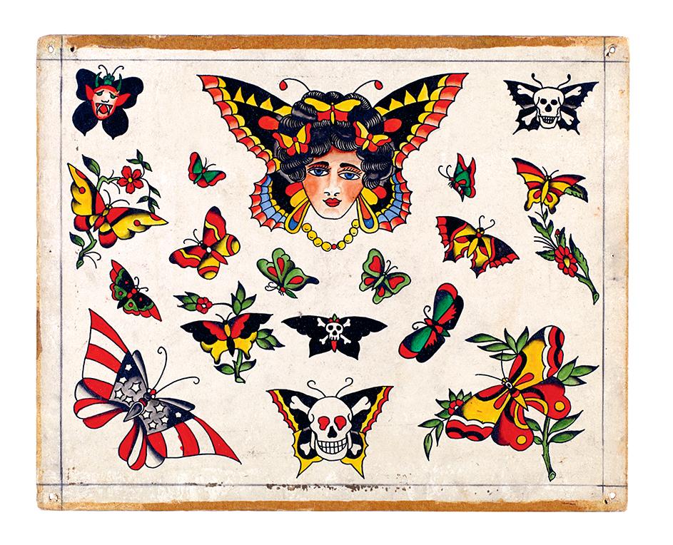 Vintage Tattoo Flash Volume 2 Powerhouse Books
