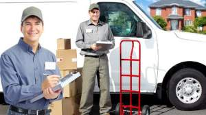 Courier packet service