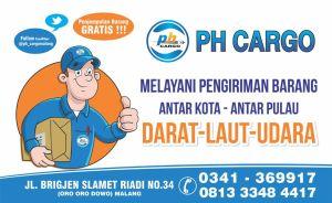 Brosur PH Cargo Malang