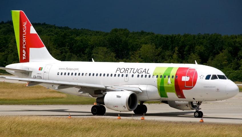 TAP Portugal A319