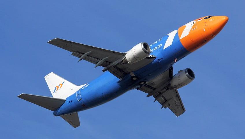 MY Indo Airlines Buka Penerbangan Cargo Semarang-Singapura