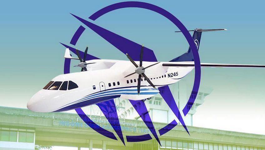 PTDI dan LAPAN Kerjasama Buat Pesawat N245