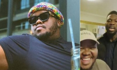 heavy k discovers new talent in fan set to make music together video