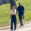 kanye west spotted with model irina shayk on french vacation amid dating rumours