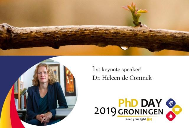 Poster Heleen de Coninck