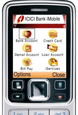 ICICI Bank Mobile Banking Solution iMobile Application Innovation