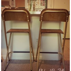 Ikea Bar Chair Wide Accent Stool Hack  Phd And Pie Filling