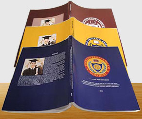 Custom thesis binding