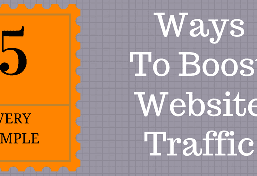 5 Simple Strategies To Instantly Increase Website Traffic