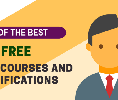 Best Free Online Courses With Certificates 2020