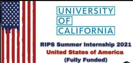 RIPS Internship 2021