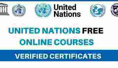 United Nation Free Online Courses