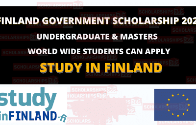 Finland Government Scholarship 2021