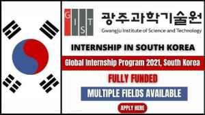 Global Internship Program 2021