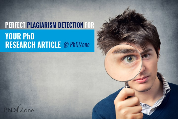 plagiarism check service in research