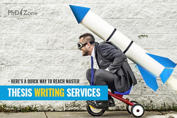 Phdizone master thesis writing service