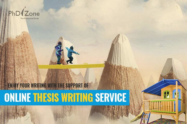 online thesis writing service