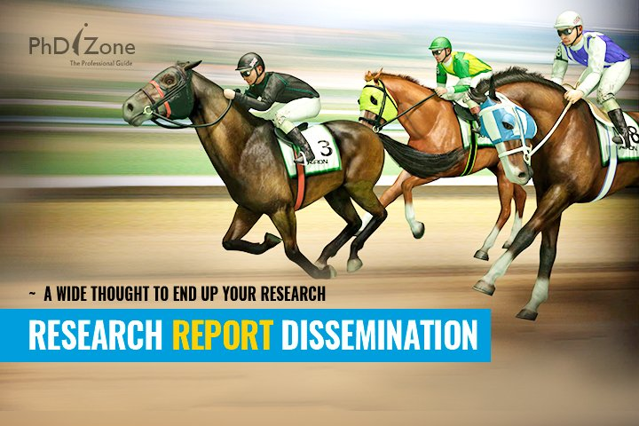 Research Report Dissemination