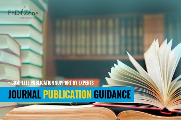Journal Publication Guidance