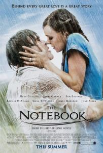 The Notebook movie poster small