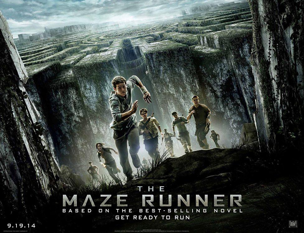 Visual Recordings - Maze Runner