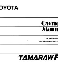 toyotum tamaraw fx engine part diagram [ 3307 x 2173 Pixel ]