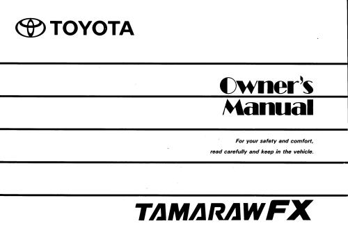 small resolution of toyotum tamaraw fx engine part diagram