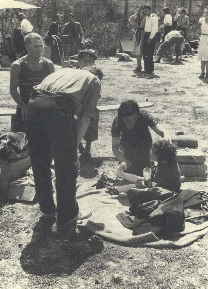 Camp De Beaune La Rolande : beaune, rolande, FRENCH, CHILDREN, HOLOCAUST., Memorial, Serge, Klarsfeld