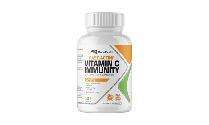 Rocufast vitamin c immunity review