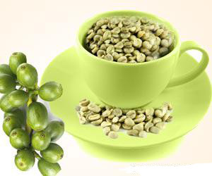 Green Coffe-ingredients