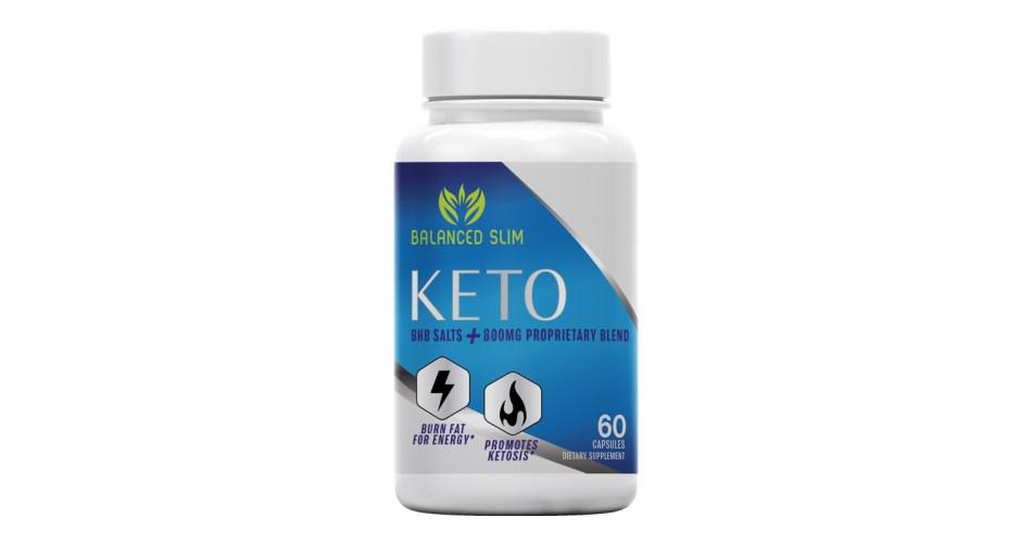 Balanced Slim Keto Results