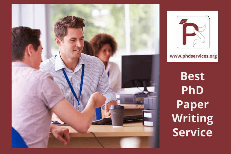Best PhD paper writing service for research scholars
